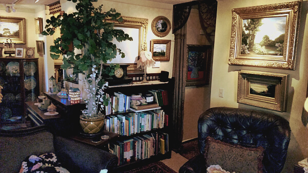 Artist Studio of John O'Keefe Jr - Gallery Library!