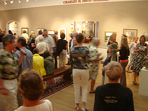 Opening Reception - main gallery - image 1