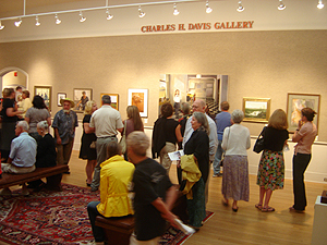 Opening Reception - main gallery - image 2