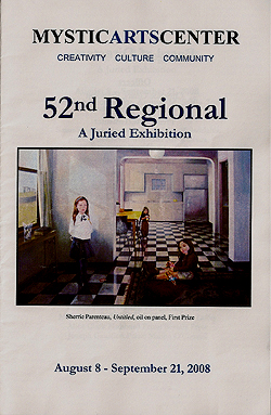 The 52nd Regional event brochure