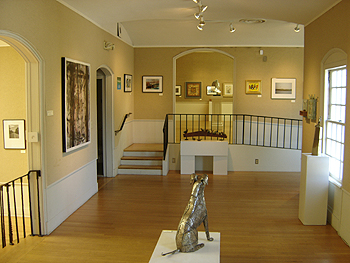 Visiting the Mystic Art Center - gallery view 3