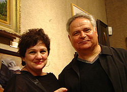 Ann Benedetto and Ernie Sterlacci