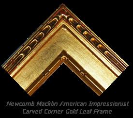 Arts and Crafts Frame History - Newcomb-Macklin 1