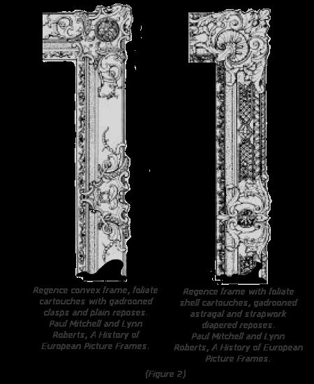 Baroque Regence Frame History - Figure 2