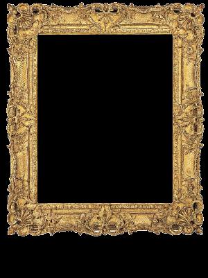 Rococo Louis XV Frame History - Figure 1