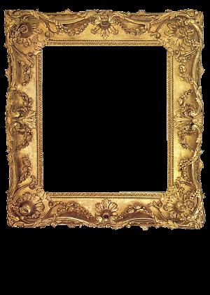Rococo Louis XV Frame History - Figure 4