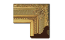 "Neoclassical: 2nd Empire Style Frame 2EMP001 (Moulding Width: 5"", Depth: 3-1/2""; Rabbet Width: 3/8"", Depth: 3/8"") preview image"