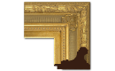 "Neoclassical: 2nd Empire Style Frame 2EMP002 (Moulding Width: 6-1/8"", Depth: 3-1/2""; Rabbet Width: 3/8"", Depth: 3/8"") preview image"
