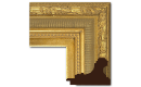 "Neoclassical: 2nd Empire Style Frame 2EMP004 (Moulding Width: 6-1/8"", Depth: 3-1/2""; Rabbet Width: 3/8"", Depth: 3/8"") preview image"