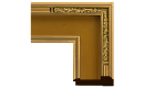 """Arts and Crafts: Murphy Style Frame AC002 (Moulding Width: 4-3/8"""", Depth: 1-1/16""""; Rabbet Width: 5/16"""", Depth: 1/2"""") preview image"""