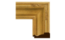 "Arts and Crafts: Murphy Style Frame AC003 (Moulding Width: 4"", Depth: 1-5/8""; Rabbet Width: 3/8"", Depth: 3/8"") preview image"