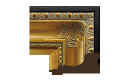 "Neoclassical: Empire Style Frame EMP002 (Moulding Width: 4-3/8"", Depth: 2-3/8""; Rabbet Width: 1/4"", Depth: 1/4"") preview image"