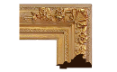 "Baroque: Louis XIII/XIV Transitional Style Frame LXIII002 (Moulding Width: 4-7/8"", Depth: 3-1/8""; Rabbet Width: 3/8"", Depth: 3/8"") preview image"