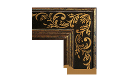 "Renaissance: Cassetta Style Frame REN001 (Moulding Width: 2-1/4"", Depth: 7/8""; Rabbet Width: 1/4"", Depth: 1/2"") preview image"