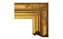 "Baroque: Spanish Style Frame SPAN001 (Moulding Width: 5-3/4"", Depth: 2""; Rabbet Width: 5/16"", Depth: 3/8"") preview image"