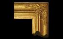 "Baroque: Spanish Style Frame SPAN001 (Moulding Width: 5-3/4"", Depth: 2""; Rabbet Width: 5/16"", Depth: 3/8"") preview image"