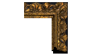 "Baroque: Spanish Style Frame SPAN004 (Moulding Width: 4-1/4"", Depth: 2""; Rabbet Width: 1/4"", Depth: 5/8"") preview image"