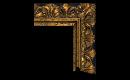 "Baroque: Spanish Style Frame SPAN004 (Moulding Width: 4-1/4"", Depth: 2""; Rabbet Width: 1/4"", Depth: 5/8"") preview image"
