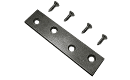 """Mending Plate: 3"""" x 3/4"""", Corrosion Resistant Plated Steel PLATE002 preview image"""