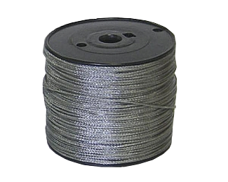 Hanging Wire: Braided Galvanized Steel WIRE001